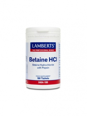 BETAINA HCl  180 COMP